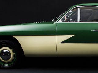 1952 FIAT 1100 Zagato