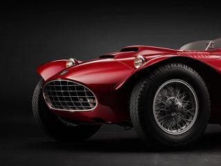 1952 SIATA 8V Bertone Corsa