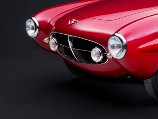 1953 FIAT 8V Supersonic 'Paris salon 1953'
