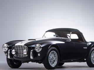 1953 SIATA 8V 208S Spider