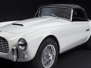 1953 SIATA 8V 208S Spider -<br>SCCA winner