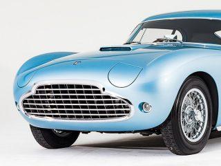 1953 SIATA 8V Balbo Berlinetta