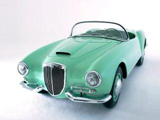 Lancia Aurelia B24 Spider restoration
